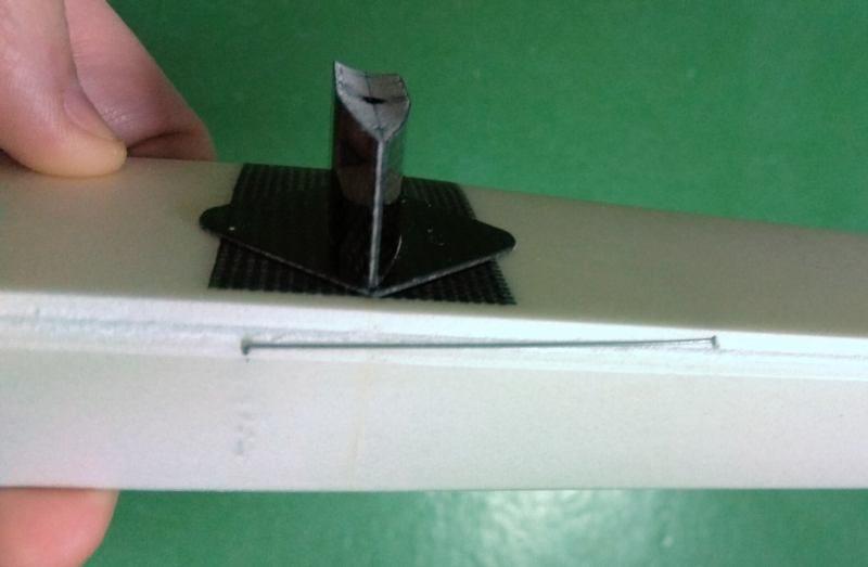 099 Varilla de torsión insertada en estabilizador